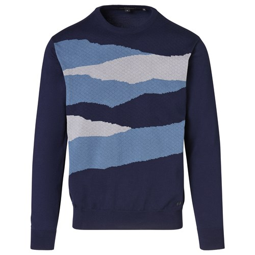 Eco Landscape Sweater