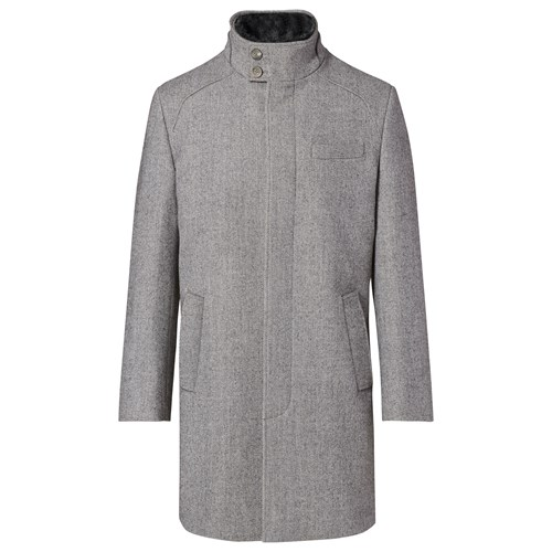 Stand Collar Formal Coat