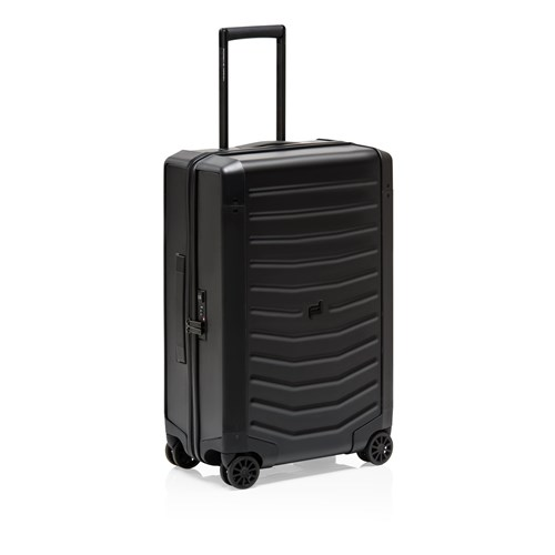 Roadster Hardcase Black Edition M Trolley