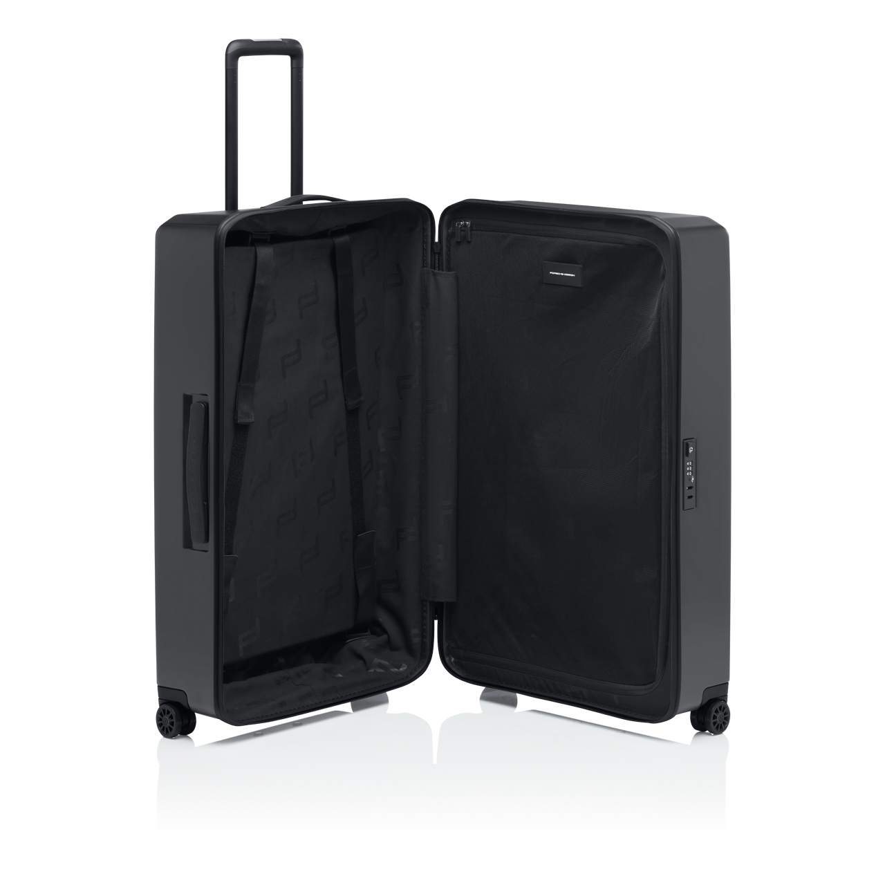 Bundle: Roadster Hardcase Trolley Light matte black