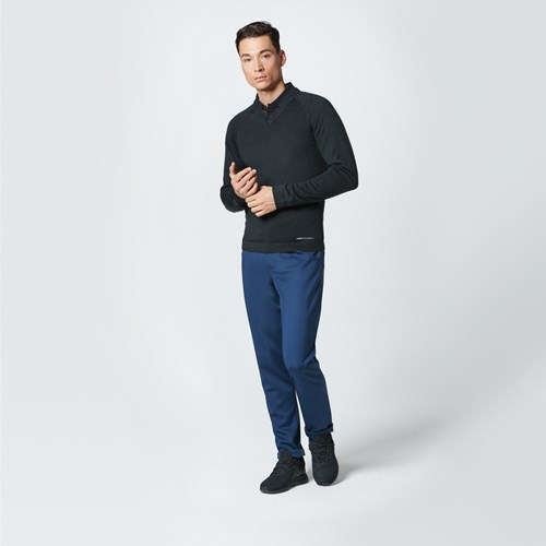 EVO Knit V-Neck Long Sleeve