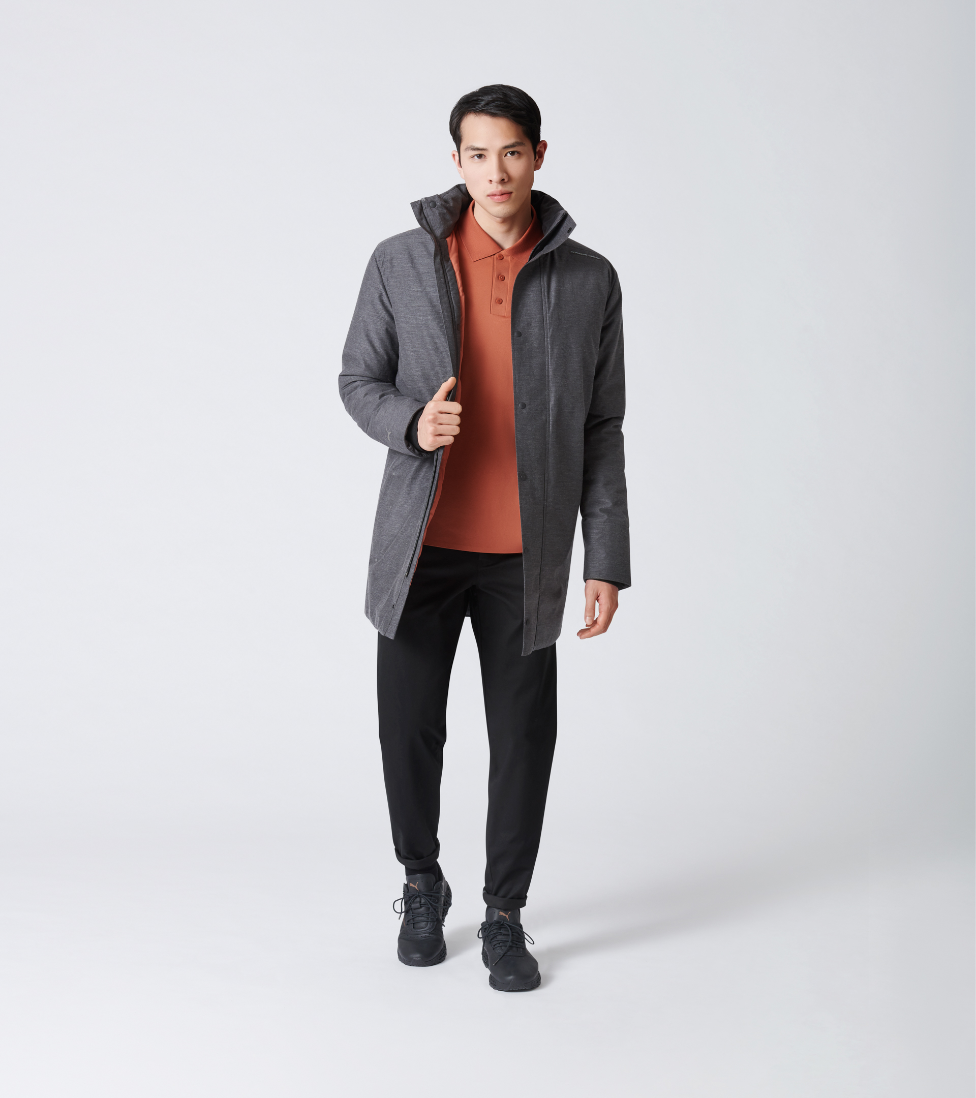RCT Travel Coat