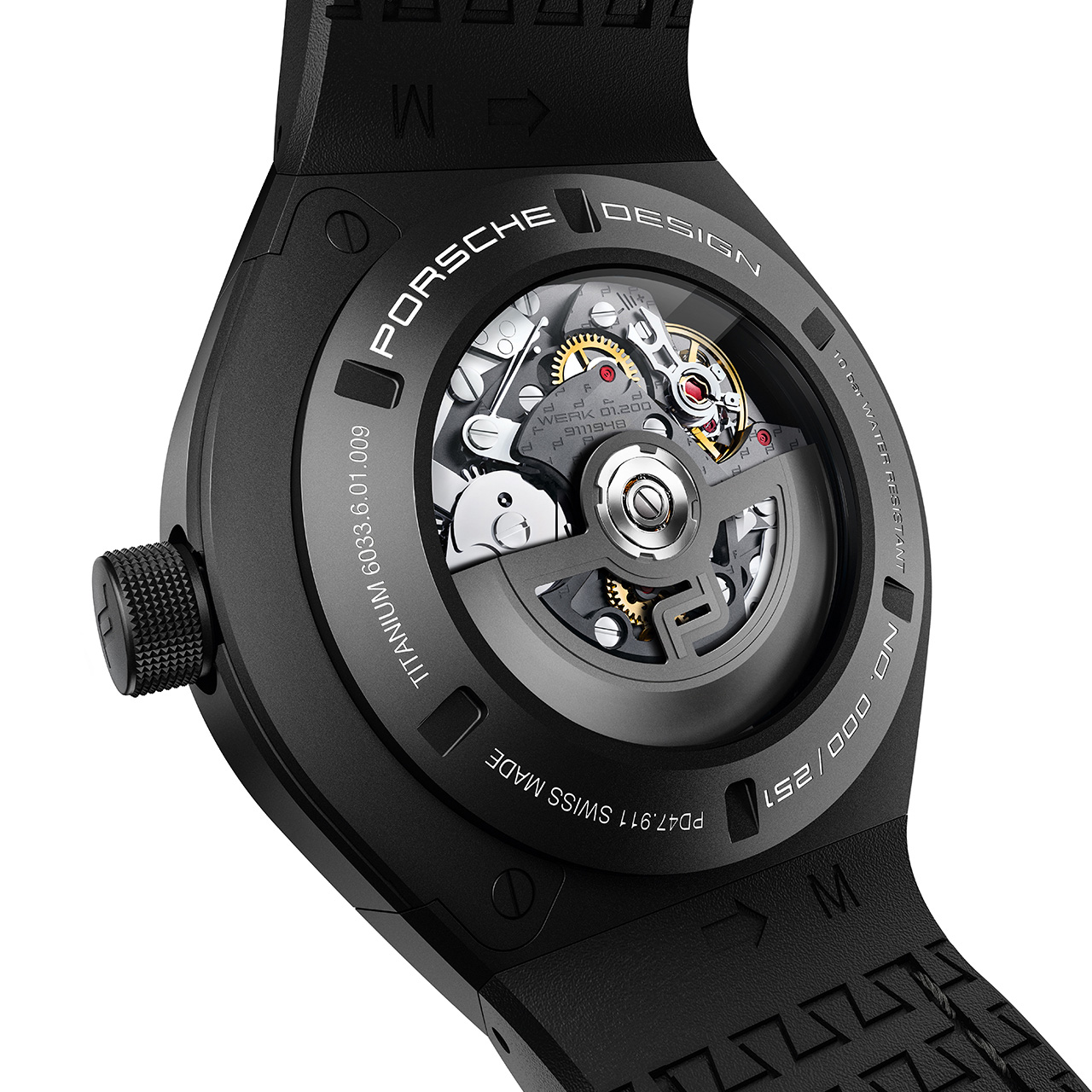 Monobloc Actuator Chronotimer Flyback – Limited Edition